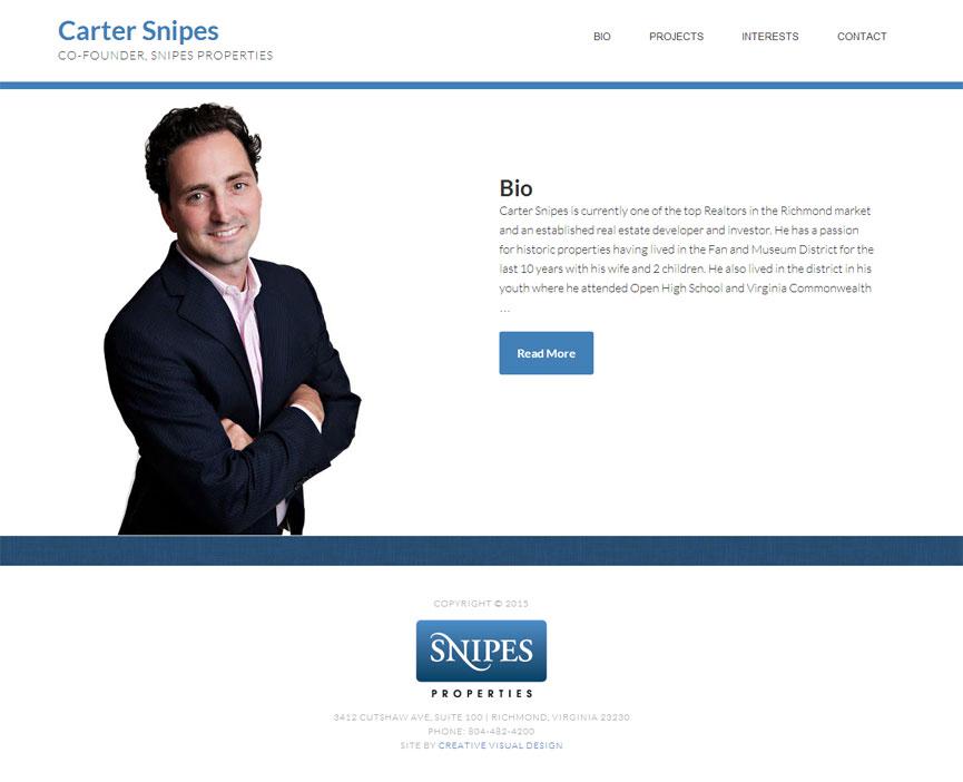 Carter Snipes