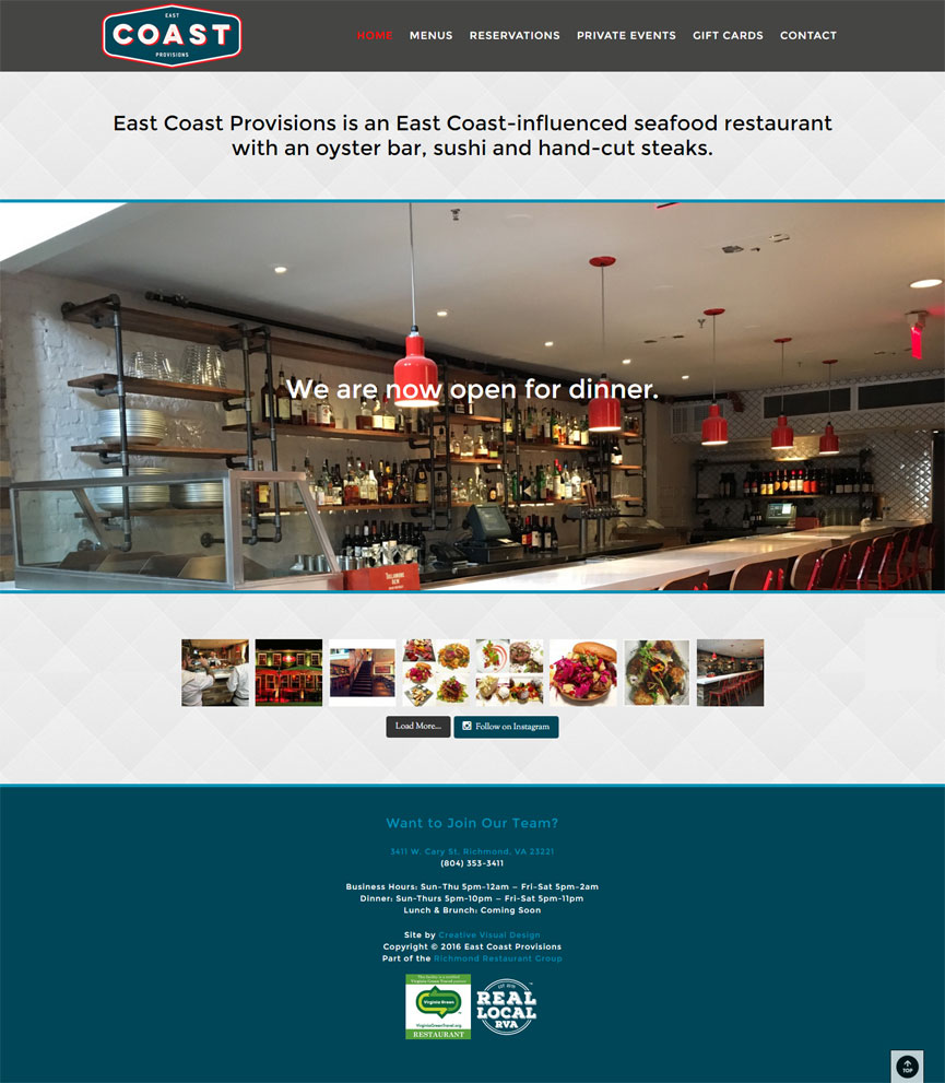 East Coast Provisions