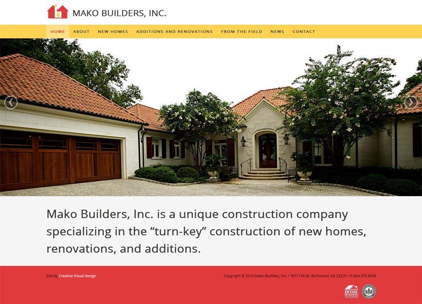 Mako Builders, Inc.