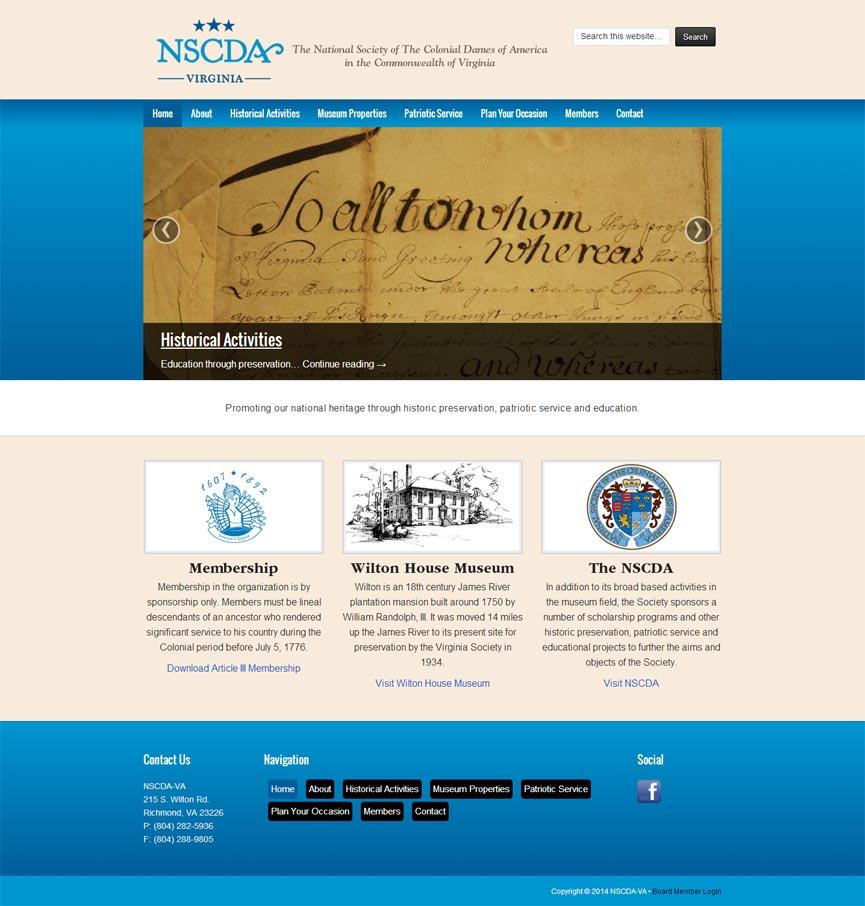 NSCDA of Virginia