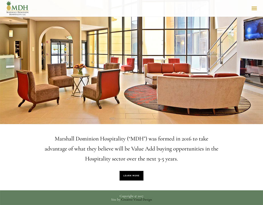 Marshall Dominion Hospitality - Hotel Investments, Acquisitions & Developments