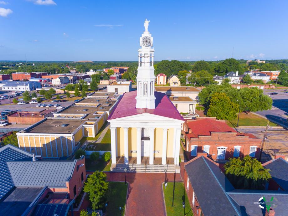 Petersburg Courthouse - Petersburg, VA