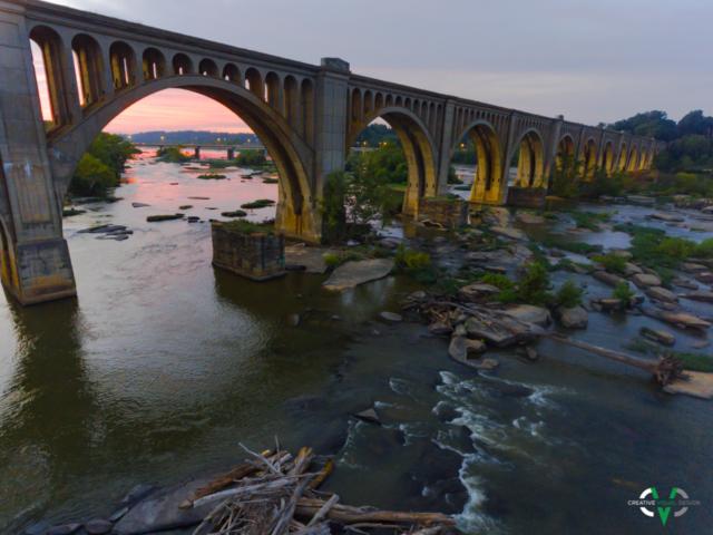 CSX A-Line Bridge - Richmond, VA