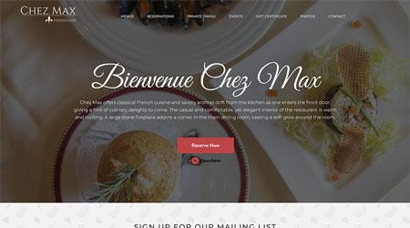 Chez Max Restaurant