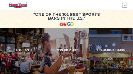 Home Team Grill — Sports Bar in Richmond & Fredericksburg