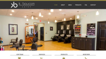 k. baucom Salon