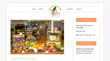 Petersburg Provisions - Market, Groceries & Catering in Petersburg, VA