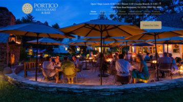 Portico Restaurant & Bar