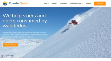 PowderQuest — Ski & Snowboard Adventures in Argentina, Chile, & Japan