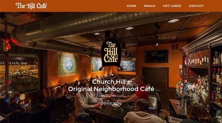 The Hill Cafe