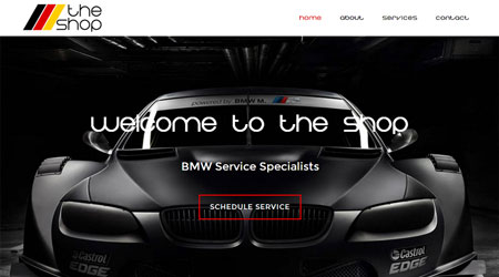 The Shop - BMW Service Specialists